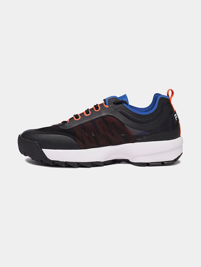 DISRUPTOR RUN Sneakers with colored accents - 4