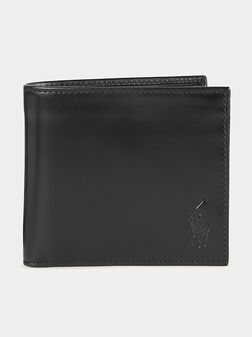 Wallet with coin pocket - 1