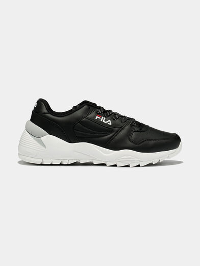 ORBIT CMR JOGGER L Black sneakers with contrasting sole - 1