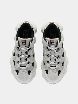 JAGGER Soft grey runners - 5