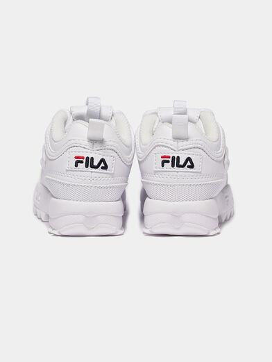 DISRUPTOR Sneakers in coral - 4