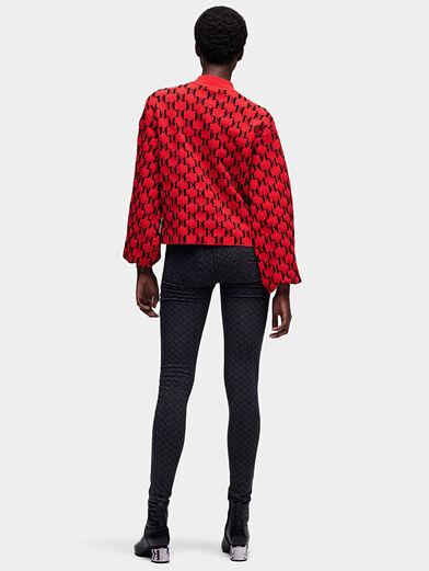 Monogram sweater - 2