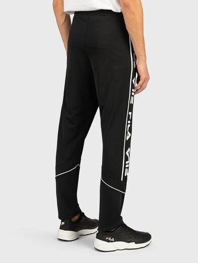TED Track pants with contrastic logo - 2