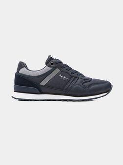 Сини спортни обувки CROSS 4 CLASSIC - 1