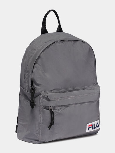 Reflective unisex backpack - 2