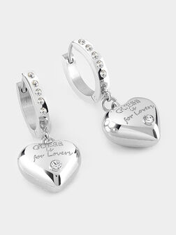 Еarrings GUESS IS FOR LOVERS - 1