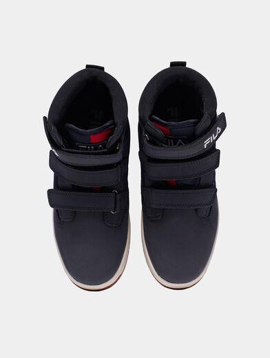 Knox Velcro mid JR High sneakers - 6