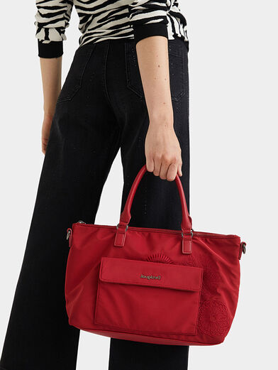 PADUA bag with embroidered mandala elements - 2