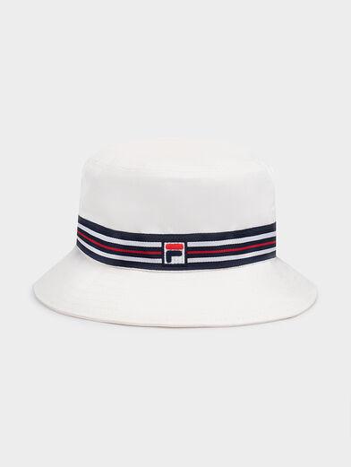 White bucket hat - 1