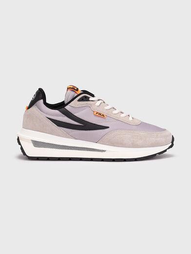 Black sneakers REGGIO - 1