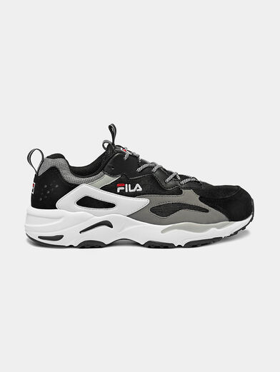 RAY TRACER Black sneakers - 1