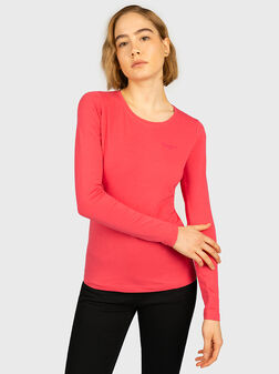 Блуза с дълги ръкави AMBERTA - 1