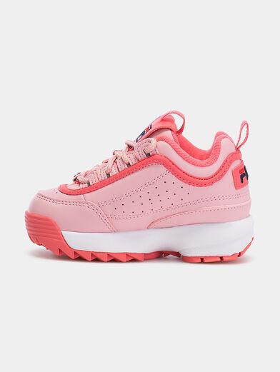 DISRUPTOR Sneakers in coral - 5