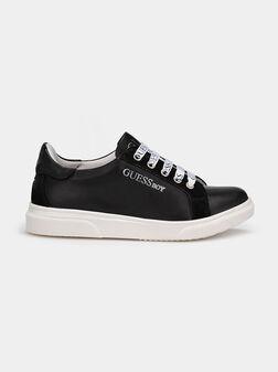 COLE black sneakers - 1