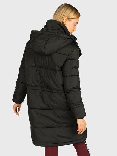 TENDER Long puffer jacket  - 3