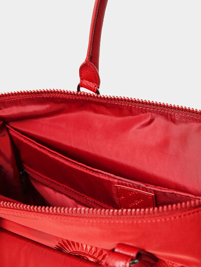 PADUA bag with embroidered mandala elements - 6