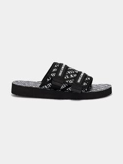Printed sandals - 1
