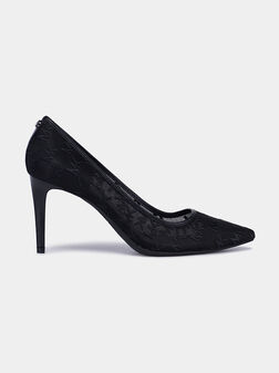 DOROTHY Pumps with logo embroideries - 1
