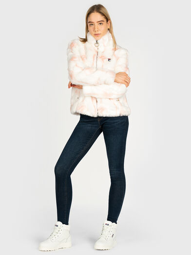 Fur jacket HARUTO - 4