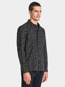 Риза с принт - 1