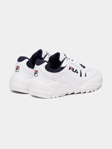 OVERTAKE Fully black sneakers  - 2