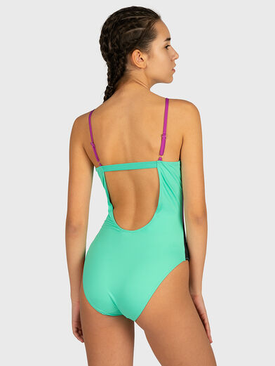 MEI One-piece swimsuit with maxi logo  - 2