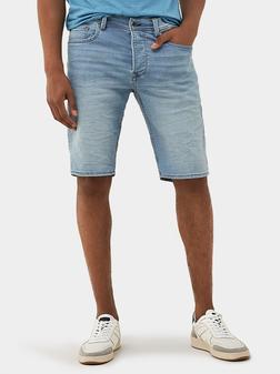 BRANDON Denim shorts - 1