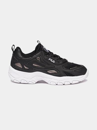 ELETTO Black sneakers - 1