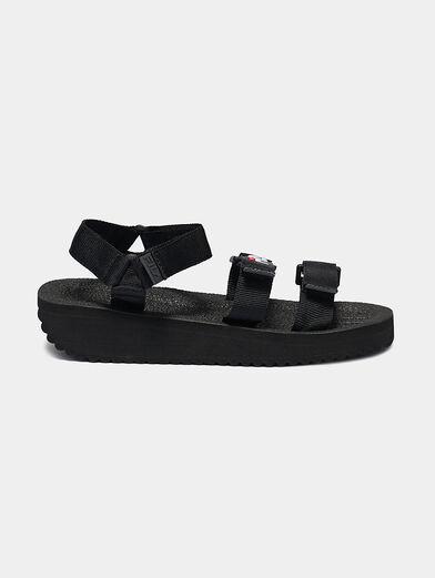 TOMAIA Black sandals - 1