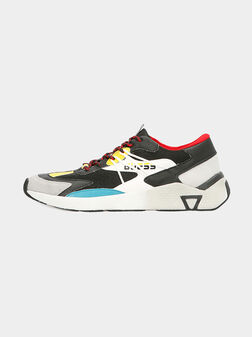 MODENA Sneakers with contrasting logo - 1