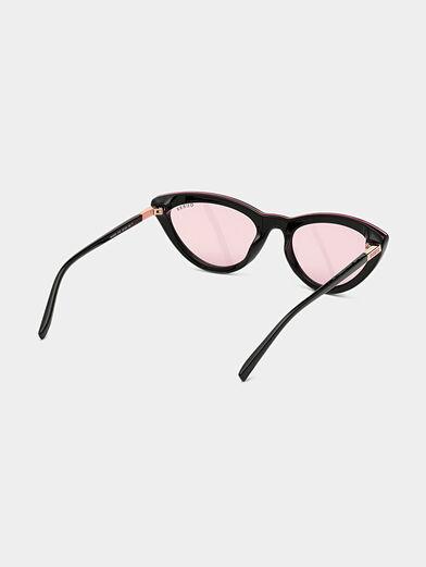 Sunglasses in black color - 5