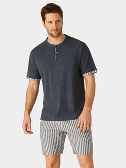Пижама NAVY VIBES  - 1