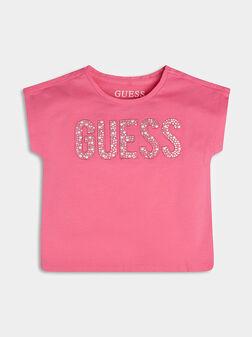 Розова тениска - 1