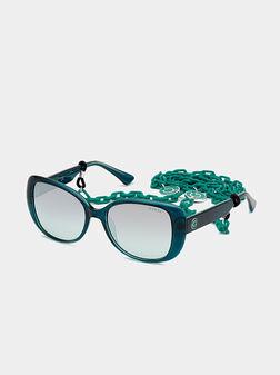 Green sunglasses - 1