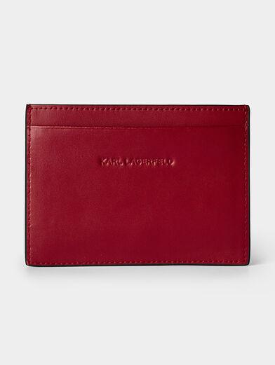 K/Saddle Classic Wallet  - 2