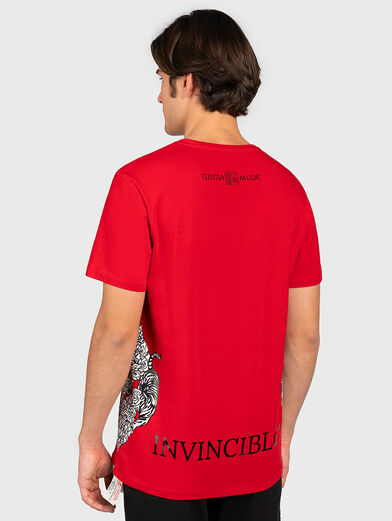 Red t-shirt - 5