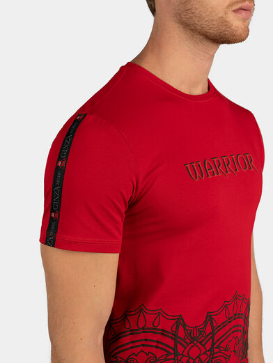 Red T-shirt - 3