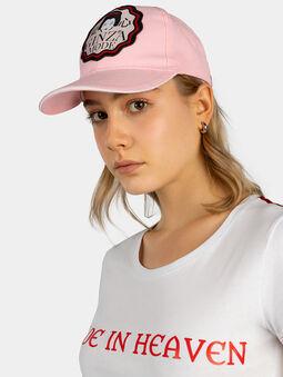 Pink cap - 4