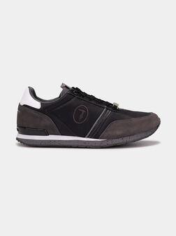 Спорти обувки FERDY MIX в черен цвят - 1