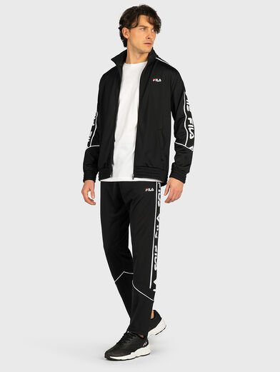 TED Track jacket with logo accents - 1