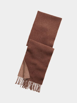 Scarf with logo - 1