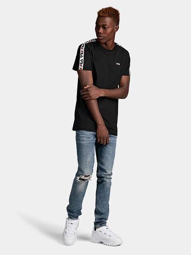 VAINAMO T-shirt with logo accents - 2
