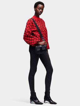 Monogram sweater - 5