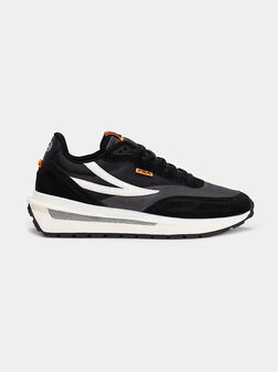 Черни спортни обувки REGGIO - 1