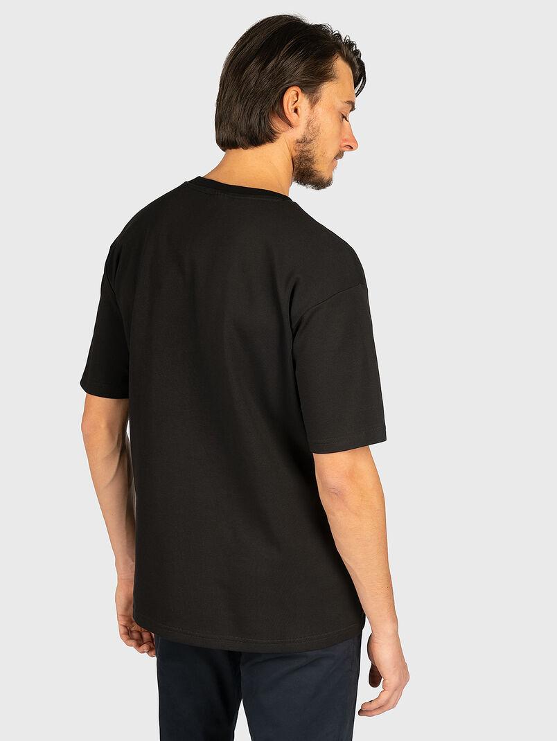 RAUM T-shirt in black - 3