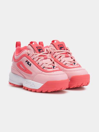 DISRUPTOR Sneakers in coral - 2