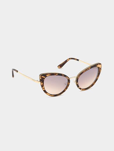 Gold color sunglasses - 6