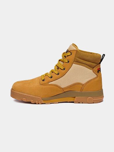 GRUNGE II Boots in beige - 4