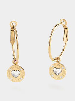 Обеци FROM GUESS WITH LOVE - 1