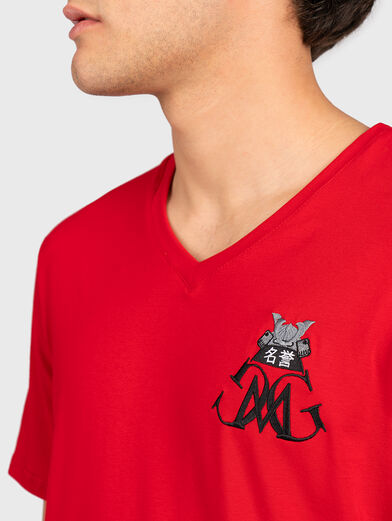 Red t-shirt - 4